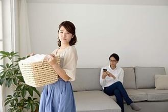 夫婦問題に悩むイメージ